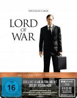 Lord of War - Händler des Todes - 4K Ultra HD Blu-ray + Blu-ray / Steelbook (4K Ultra HD)