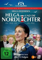 Helga und die Nordlichter - Die komplette Serie / Folgen 1-13 (DVD)