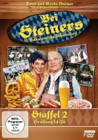Bei Steiners - Volkstümliche Schmankerln - Staffel 02 (DVD)