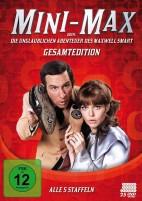 Mini-Max oder: Die unglaublichen Abenteuer des Maxwell Smart - Komplettbox (DVD)