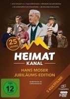Hans Moser - Jubiläums-Edition / 25 Jahre Heimatkanal (DVD)