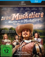 Die drei Musketiere (Blu-ray)