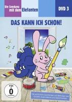 Die Sendung mit dem Elefanten - DVD 3 / Das kann ich schon! (DVD)