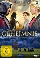 Armans Geheimnis - Staffel 1+2 / Die Collection (DVD)