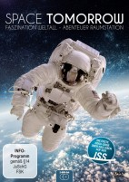 Space Tomorrow: Faszination Weltall - Abenteuer Raumstation (DVD)