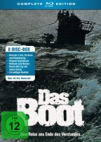 Das Boot - Complete Edition (Blu-ray)