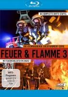 Feuer & Flamme - Mit Feuerwehrmännern im Einsatz - Staffel 03 (Blu-ray)