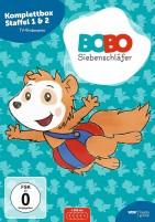 Bobo Siebenschläfer - Komplettbox / Staffel 1+2 (DVD)