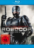RoboCop - Director's Cut / Mastered in 4K (Blu-ray)