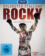Rocky - The Complete Saga - 3. Auflage (Blu-ray)