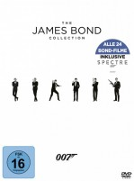 The James Bond Collection 2016 (DVD)