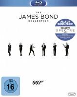 The James Bond Collection 2016 (Blu-ray)