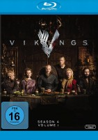 Vikings - Staffel 04 / Vol. 1 (Blu-ray)