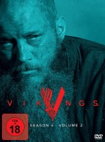 Vikings - Staffel 04 / Vol. 2 (DVD)