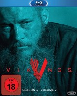 Vikings - Staffel 04 / Vol. 2 (Blu-ray)