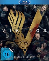 Vikings - Staffel 05 / Vol. 1 (Blu-ray)