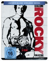 Rocky Collection - Limited Steelbook (Blu-ray)