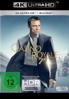 James Bond 007 - Casino Royale - 4K Ultra HD Blu-ray + Blu-ray (4K Ultra HD)