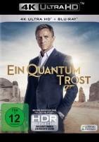James Bond 007 - Ein Quantum Trost - 4K Ultra HD Blu-ray + Blu-ray (4K Ultra HD)