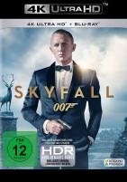 James Bond 007 - Skyfall - 4K Ultra HD Blu-ray + Blu-ray (4K Ultra HD)