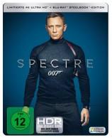 James Bond 007 - Spectre - 4K Ultra HD Blu-ray + Blu-ray / Steelbook (4K Ultra HD)