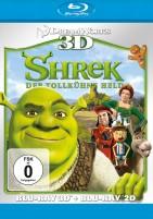 Shrek - Der tollkühne Held 3D - Blu-ray 3D + Blu-ray (Blu-ray)