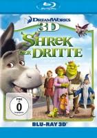 Shrek der Dritte 3D - Blu-ray 3D (Blu-ray)