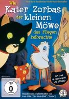 Wie Kater Zorbas der kleinen Möwe das Fliegen beibrachte (DVD)