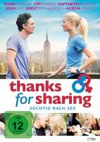 Thanks for Sharing - Süchtig nach Sex (DVD)
