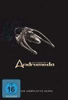 Gene Roddenberry's Andromeda - Komplettbox (DVD)