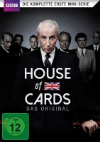 House of Cards - Das Original / Die komplette erste Mini-Serie (DVD)