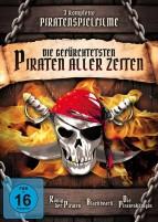 Die gefürchtesten Piraten aller Zeiten (DVD)