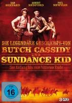 Die legendäre Geschichte von Butch Cassidy und Sundance Kid - Der Anfang bis zum bitteren Ende (DVD)