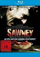 Sawney - Menschenfleisch (Blu-ray)