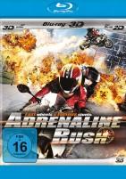 Adrenaline Rush 3D - Blu-ray 3D + 2D (Blu-ray)