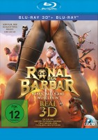 Ronal der Barbar 3D - Blu-ray 3D + 2D (Blu-ray)
