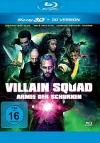 Villain Squad - Armee der Schurken - Blu-ray 3D + 2D (Blu-ray)