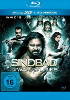 Sinbad and the War of the Furies 3D - Blu-ray 3D + 2D (Blu-ray)