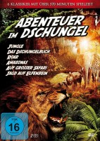 Abenteuer im Dschungel (DVD)