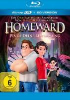 Homeward - Finde deine Bestimmung - Blu-ray 3D + 2D (Blu-ray)
