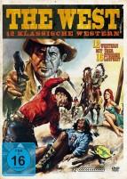 The West - 12 klassische Western (DVD)