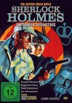 Sherlock Holmes - Die grosse Gesamtbox (DVD)