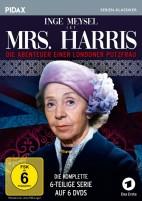 Mrs. Harris - Die Abenteuer einer Londoner Putzfrau - Pidax Serien-Klassiker (DVD)