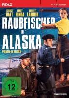 Raubfischer in Alaska - Pidax Film-Klassiker (DVD)