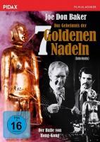 Das Geheimnis der 7 Goldenen Nadeln - Der Bulle von Hongkong - Pidax Film-Klassiker (DVD)