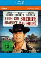 Auch ein Sheriff braucht mal Hilfe - Pidax Western-Klassiker (Blu-ray)