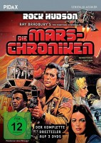 Die Mars-Chroniken - Pidax Serien-Klassiker / Remastered Edition (DVD)