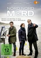 Nord Nord Mord - Sievers und die Frau im Zug & Sievers und die Tote im Strandkorb (DVD)