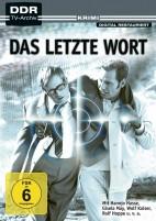 Das letzte Wort - DDR TV-Archiv (DVD)
