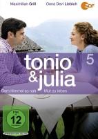 Tonio & Julia - Dem Himmel so nah & Mut zu leben (DVD)